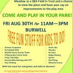 Burwell-Playday-Poster